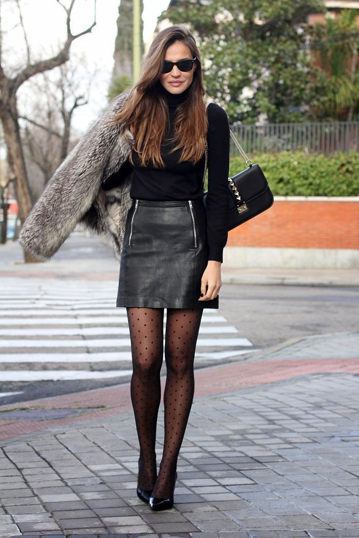 Speed reccomend Young tight skirt models pantyhose