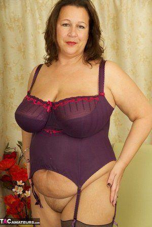 Sammie reccomend Mature chubby plump women