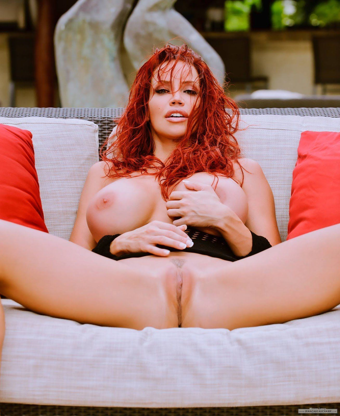 Bianca beauchamp wet and naked congratulate