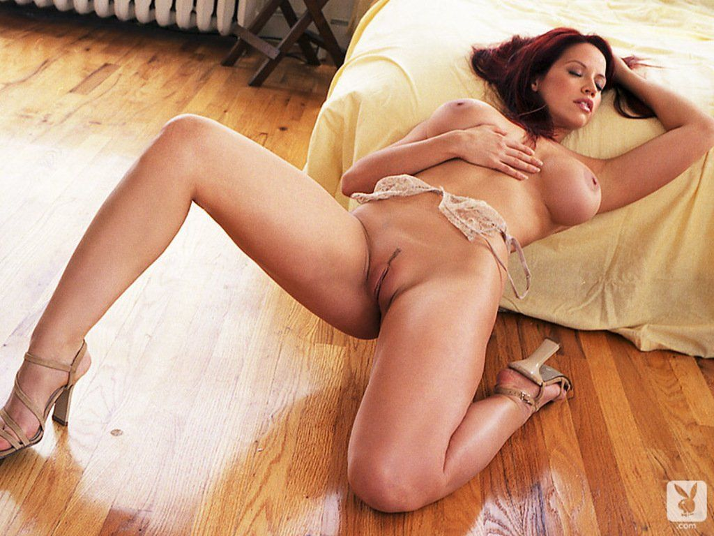 Consider, that Bianca beauchamp wet and naked