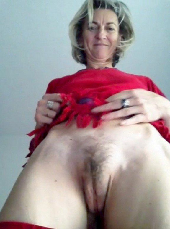 Free mature video hairy