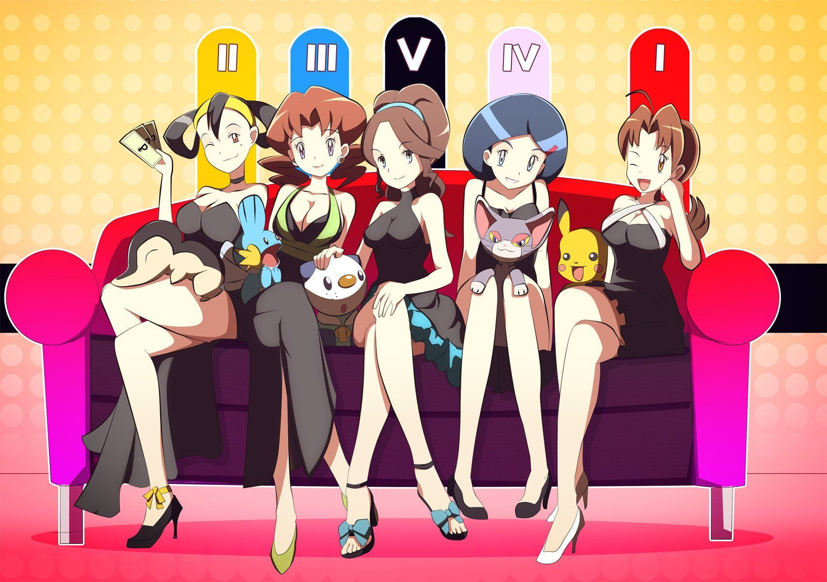 Pokemon sexy moms nude attentively would