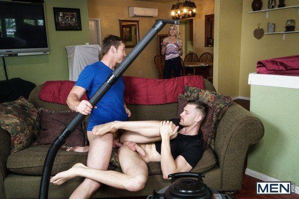 Gay vacuum porn
