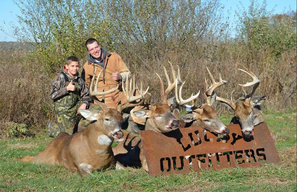Fireball reccomend Bottoms deer outfitter southern illinois
