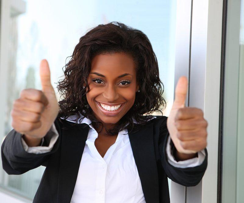 Twisty reccomend Black girl thumbs