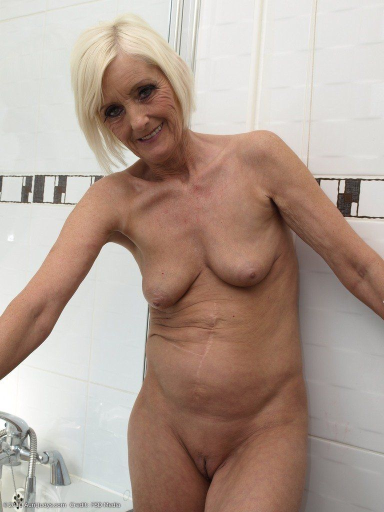 Naked women over sixty