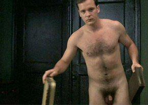 Male film stars naked