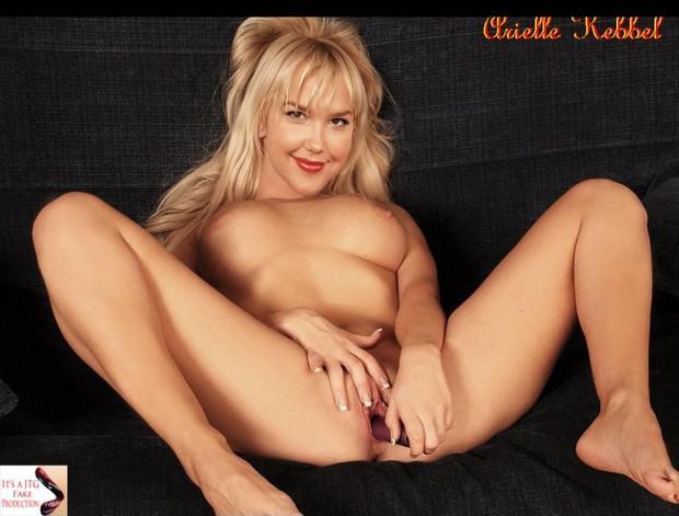 Belt reccomend Arielle kebbel fake naked pics
