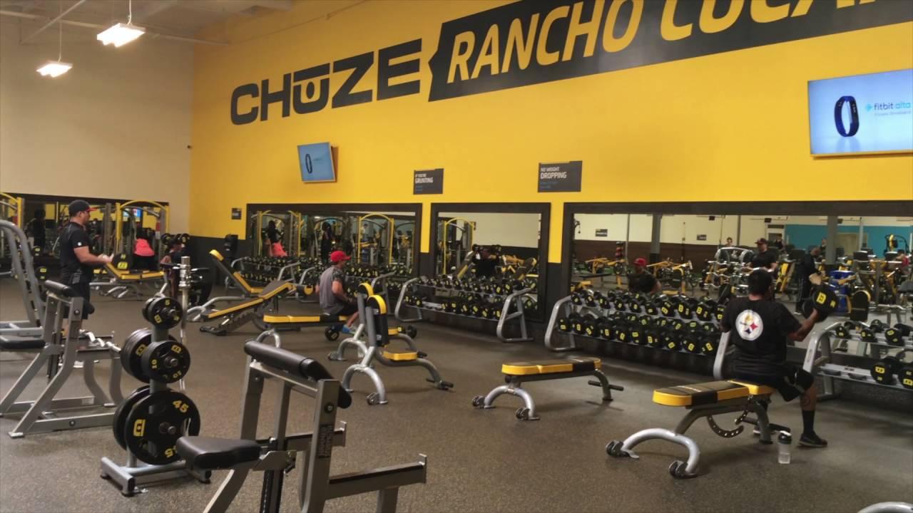 Planet fitness rancho cucamonga