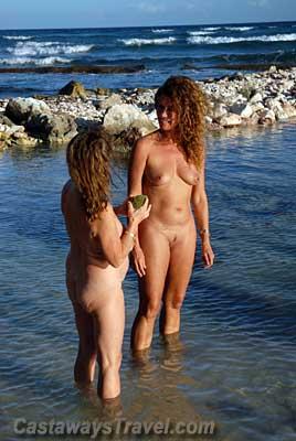 Nudist personal family photos