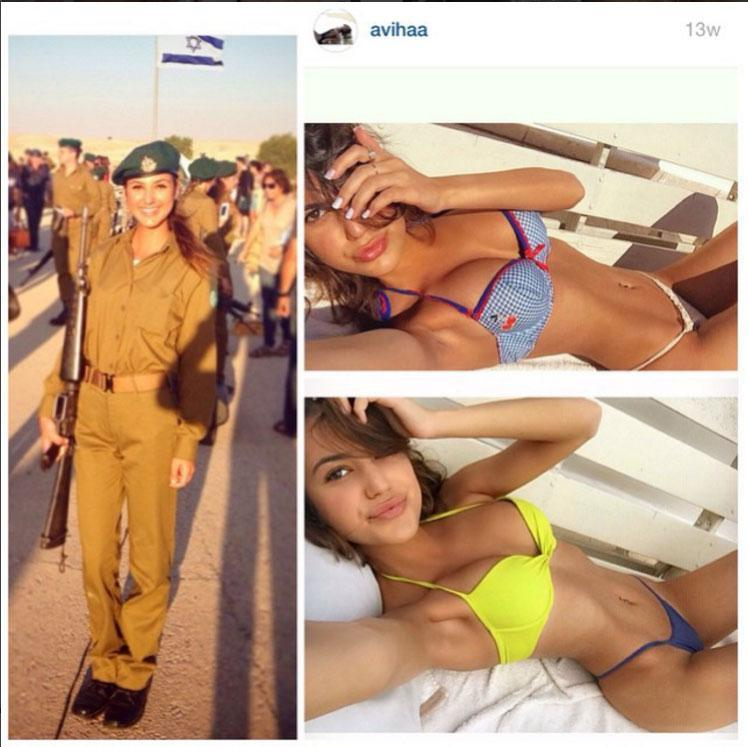 Sexy israeli military women nude   Sex archive