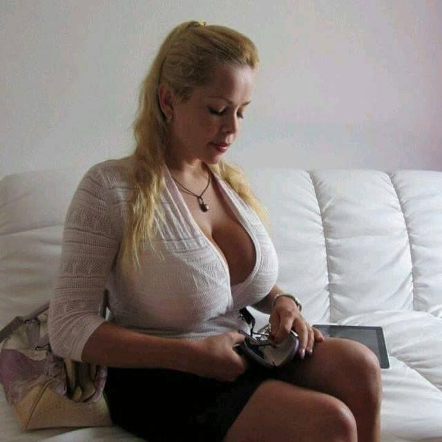 Apologise, but, milf blonde busty thanks