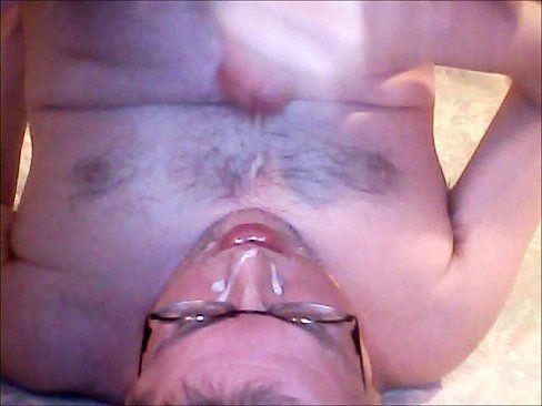 Sperm into anus
