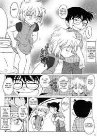 best of Detective hentai manga Conan