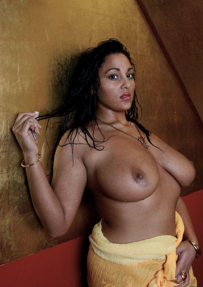 Rakhee nude in the shower