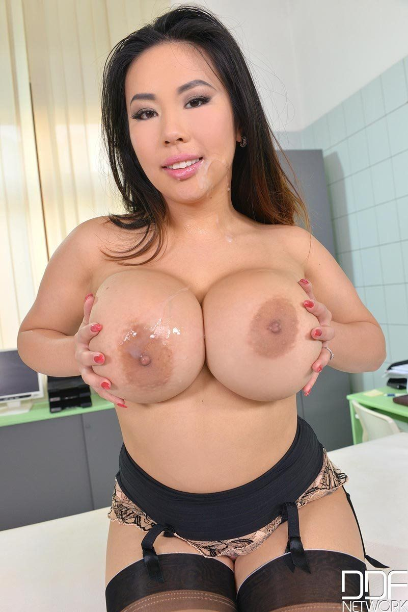 Remarkable topic asian tits ass face cum deepthroat was and