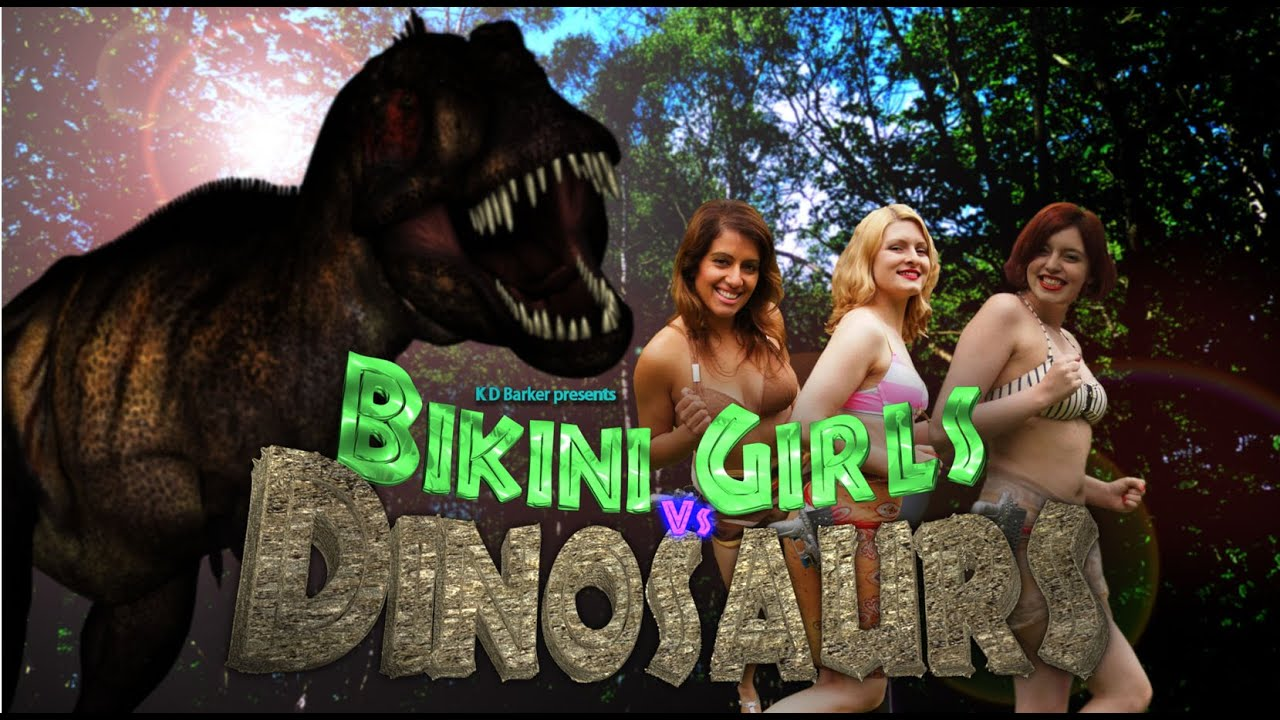 Bikini girsl from the lost planet