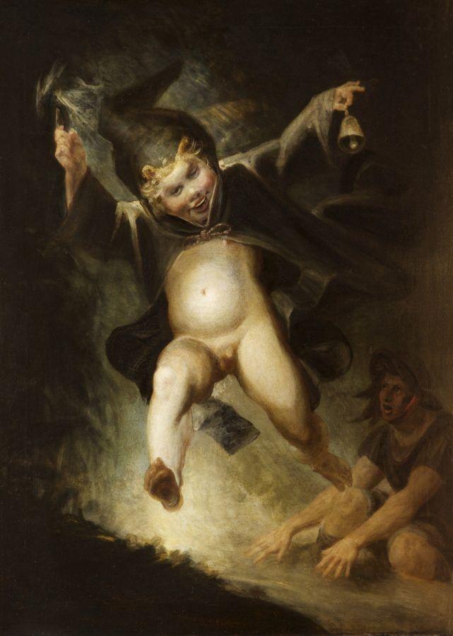 Winger reccomend Renaissance erotic paintings
