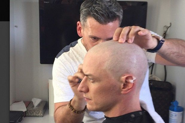best of Shaved bald Getting