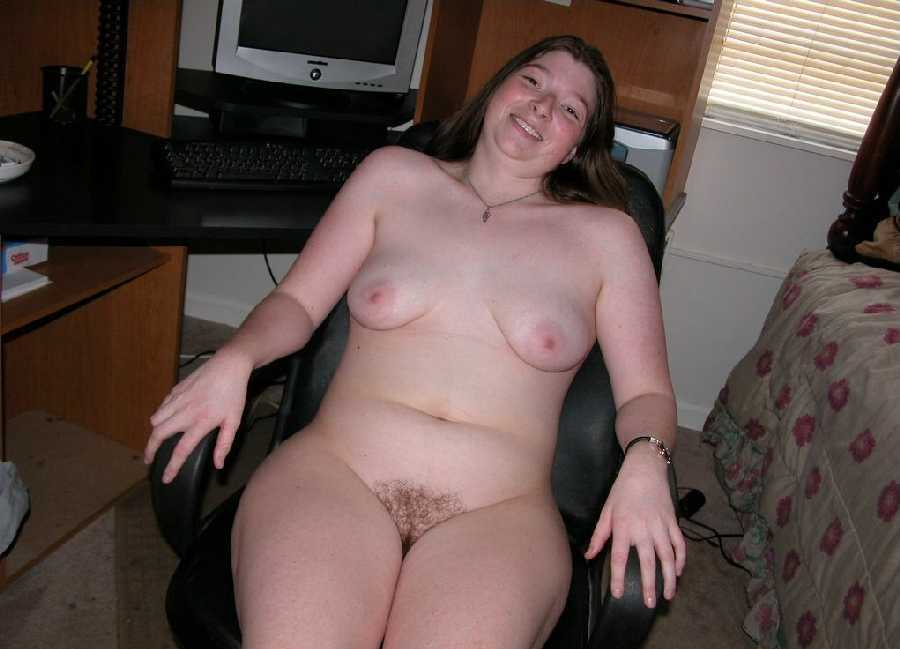 My curvy wife nude