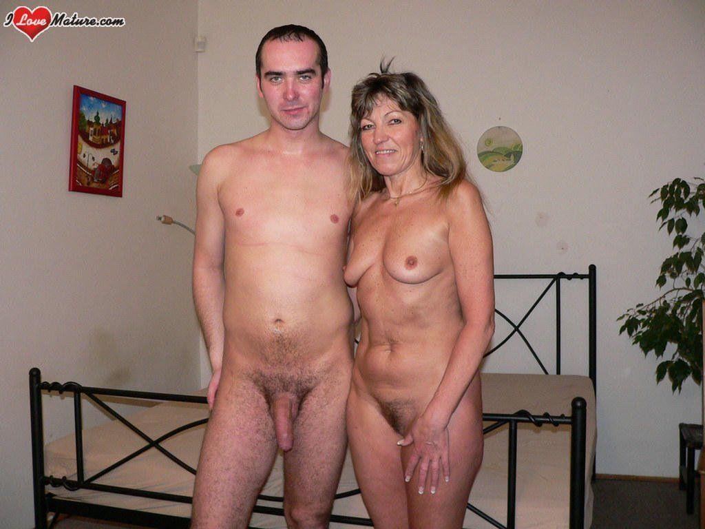 best of Women Older men nude pics and