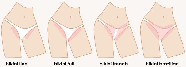 Fight C. reccomend Bikini hollywood wax