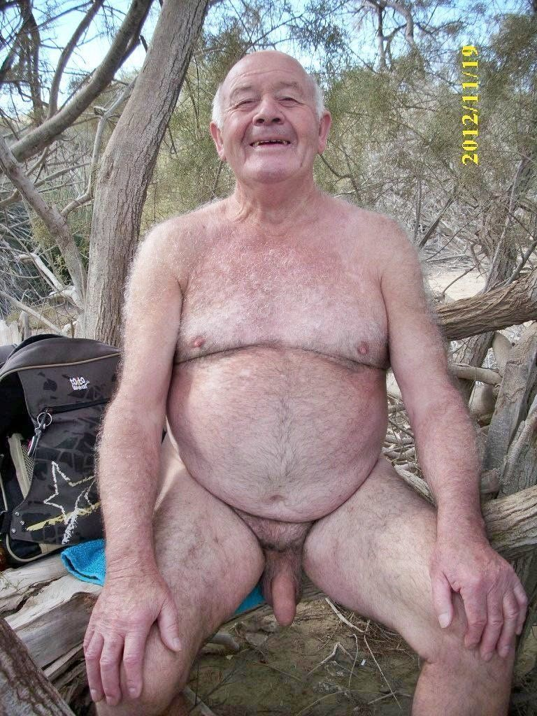 Old men naked hd thank for