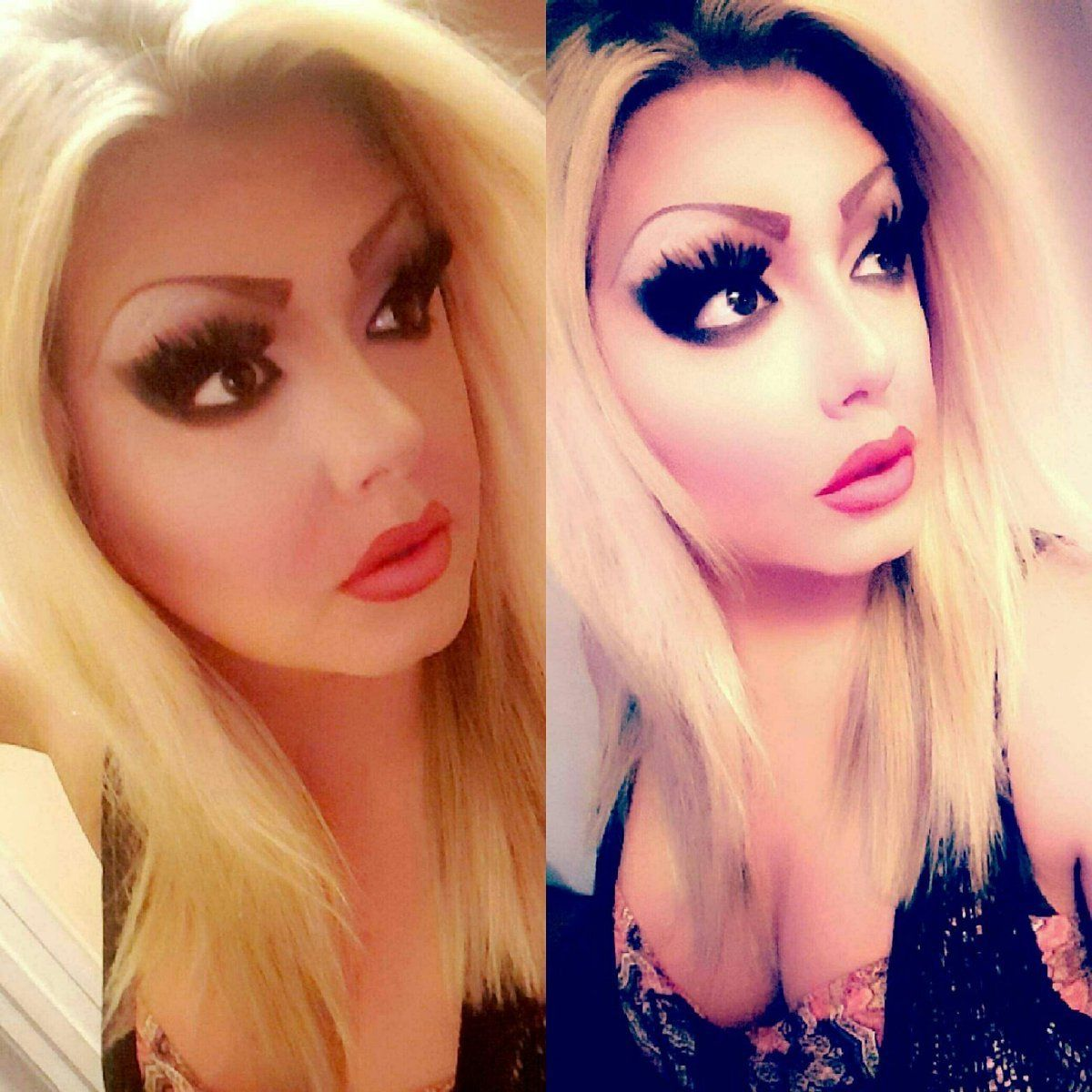 best of Makeup pictures Shemale