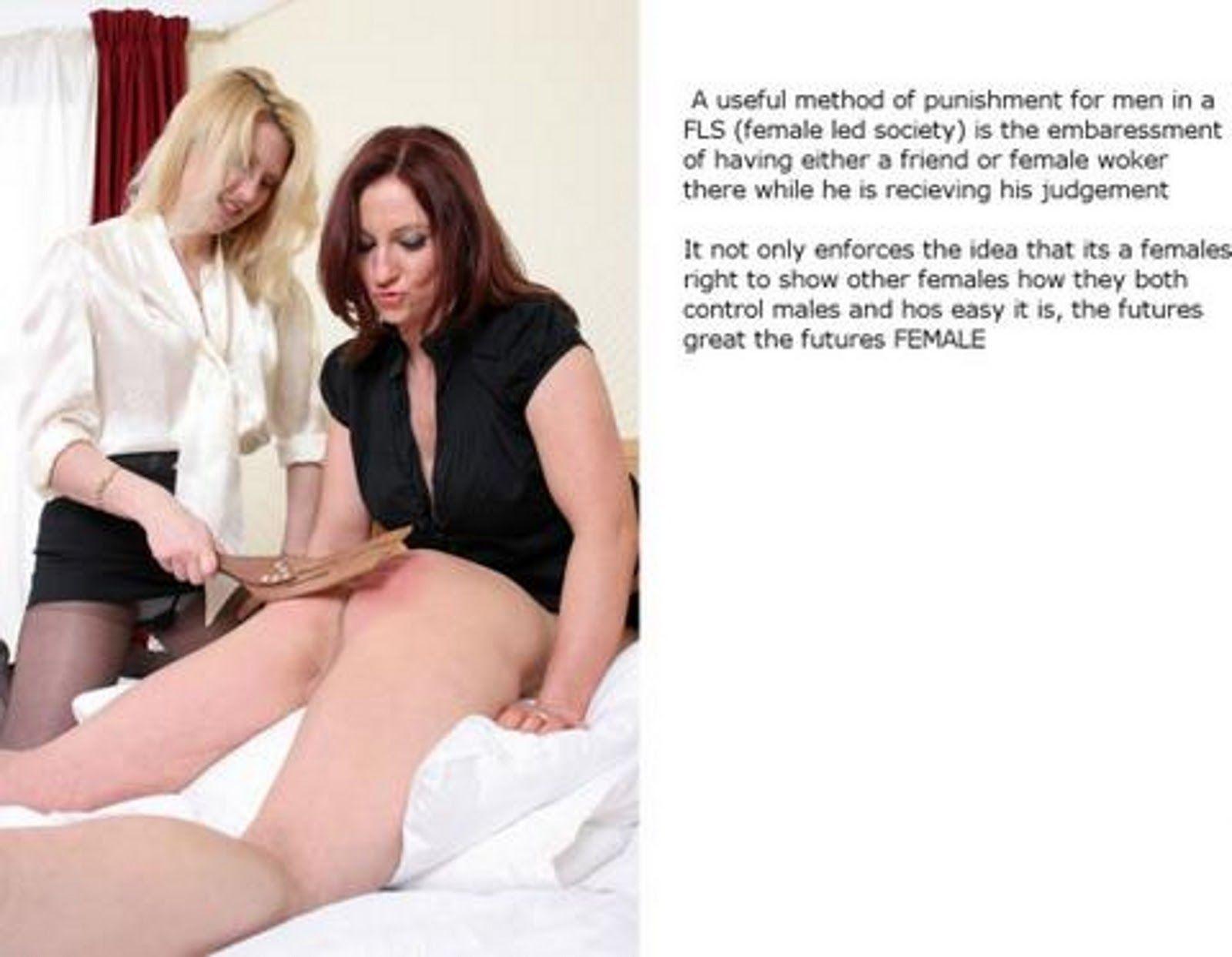 Adult femdom non fiction seems