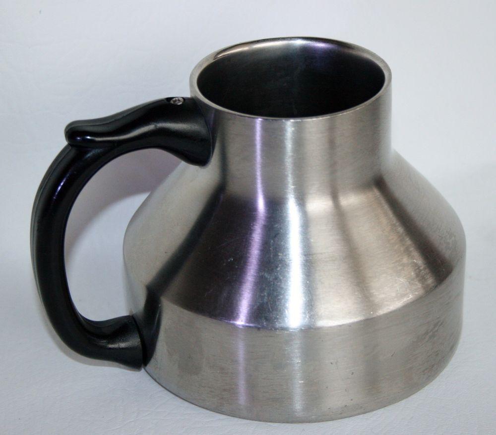 Jam J. reccomend Steel chubby mug