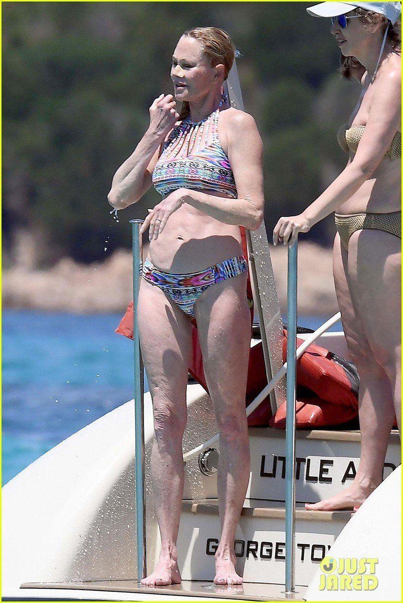 Mellanie griffith bikini pics