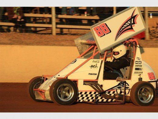 The C. reccomend Ovaltrack midget for sale