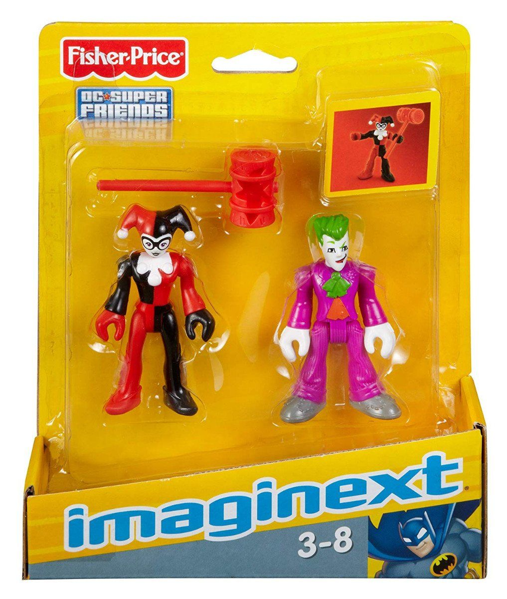 Imaginext joker toys