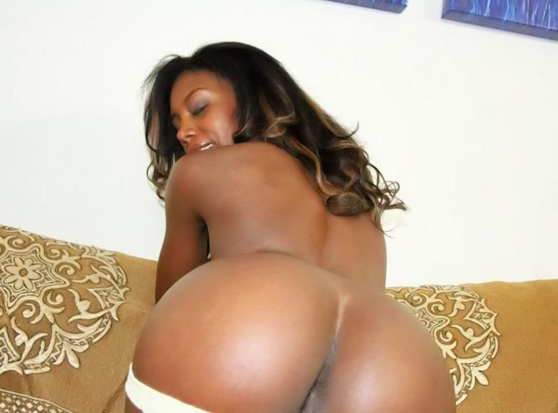 Sexy black naked big booty girl free trailers
