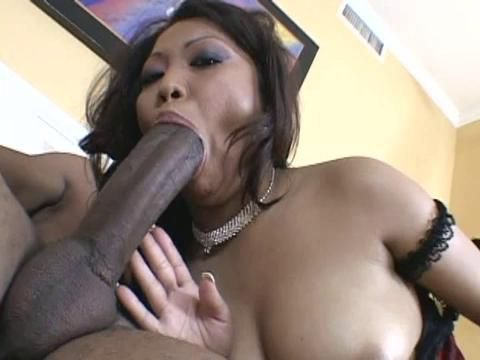 best of On black cock Asian