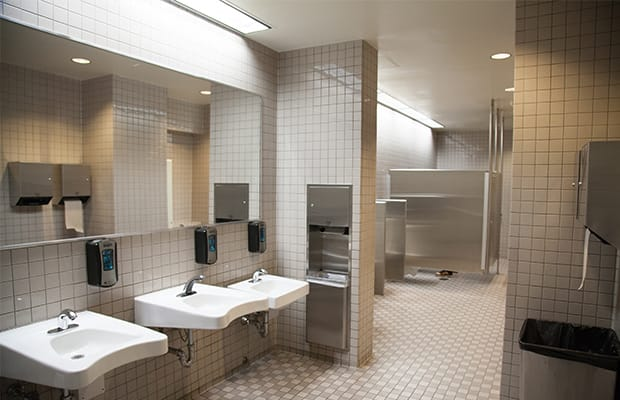 Barnes and noble restrooms