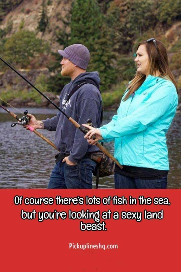Louis-Vuitton reccomend Fishing pick up lines