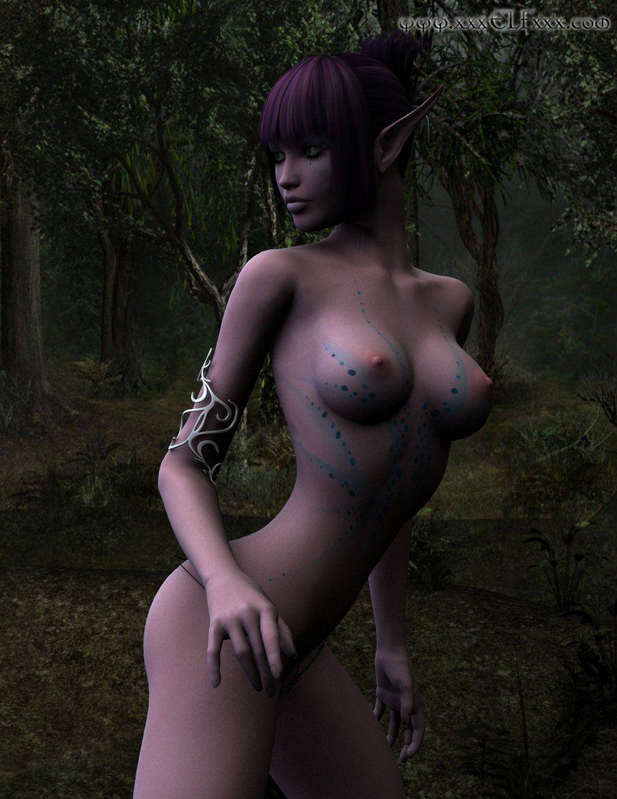 3d fantasy elf girl hentai