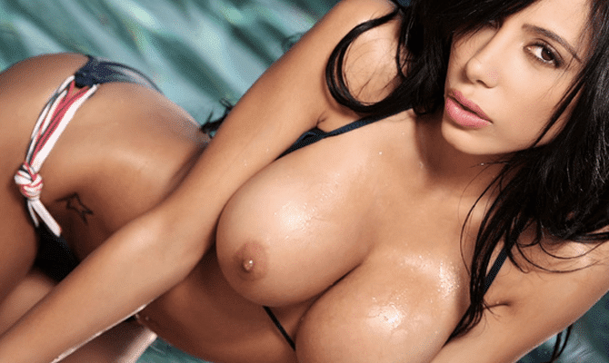 Count reccomend Sexiest latina pornstars