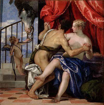 Wildcat reccomend Renaissance erotic paintings