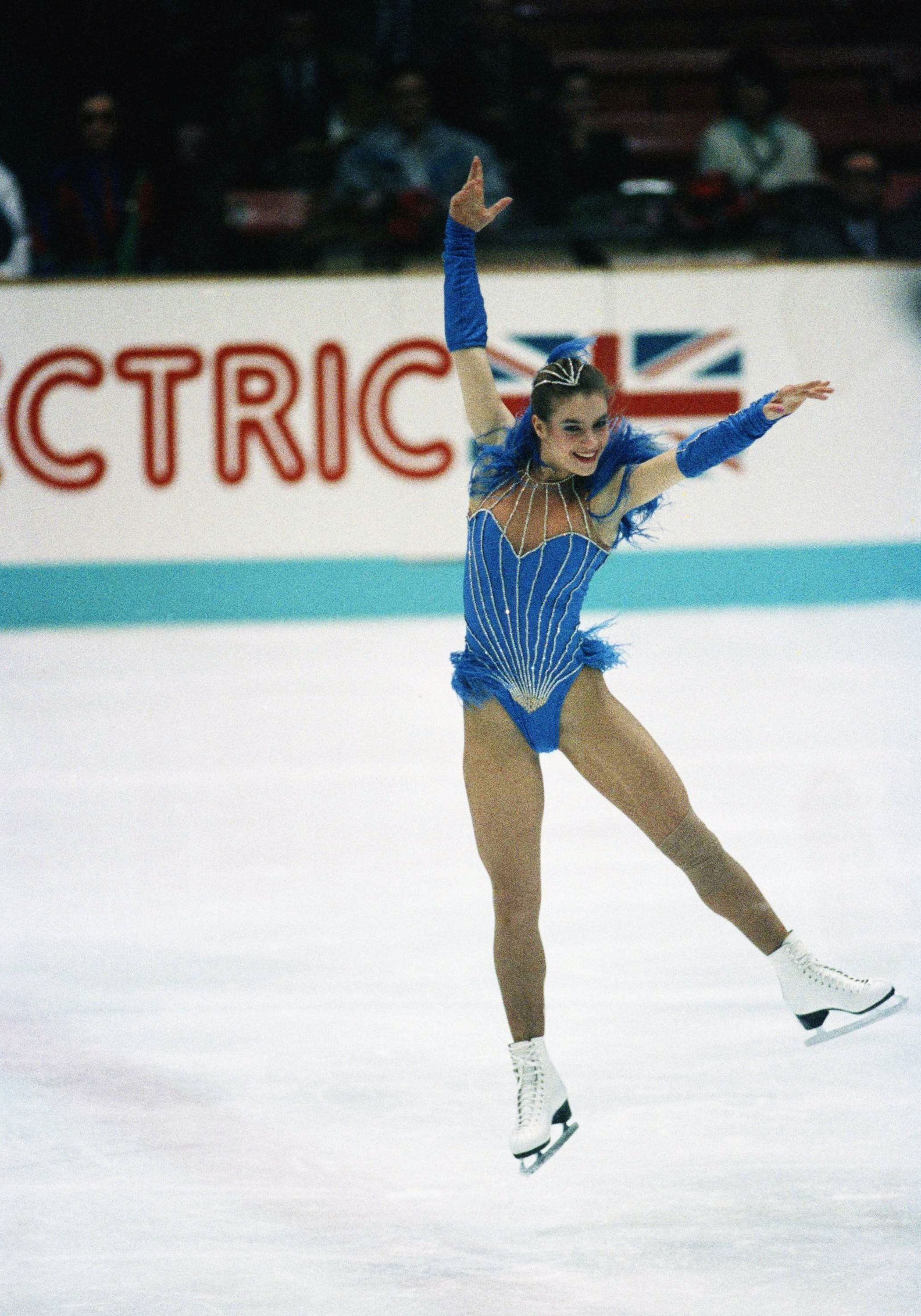 Michelle kwan butt naked special