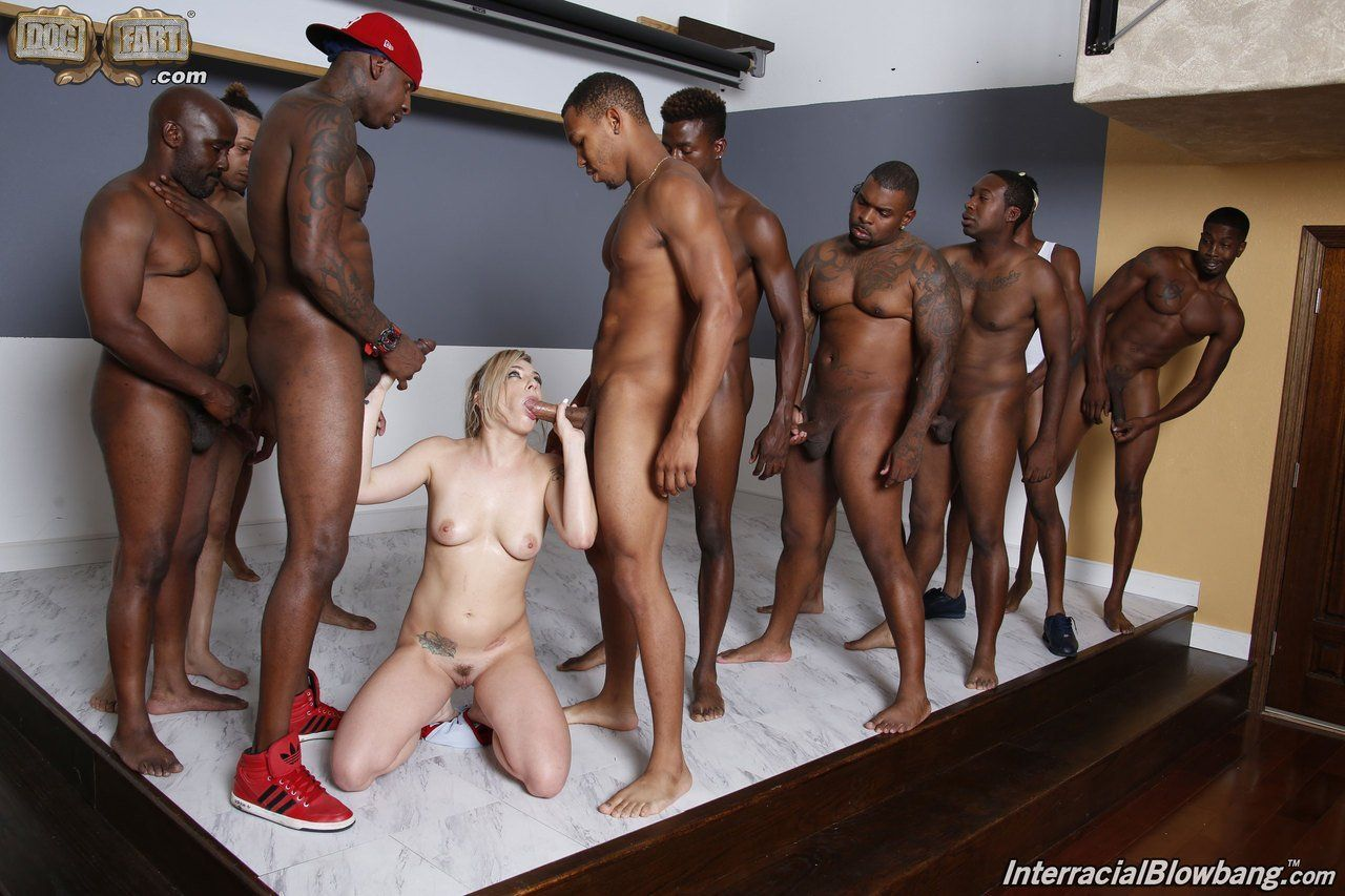 Tootsie reccomend Female gang bang of man