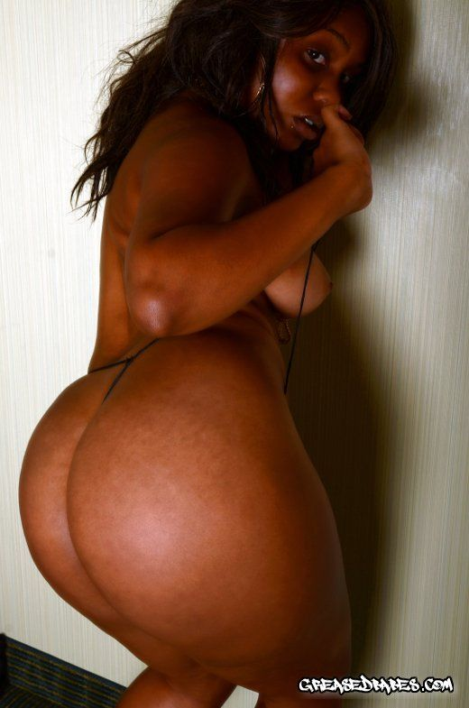 Sexy naked black girls big ass have hit