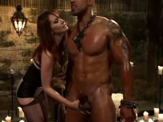 Muscular Woman Fucked
