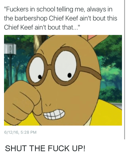 Chief keef aint no hitta
