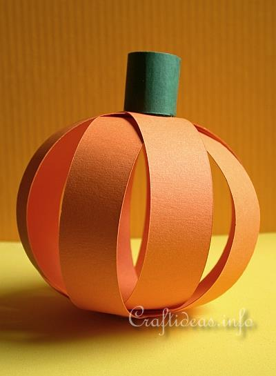 Finch reccomend Crafting paper strip pumpkins