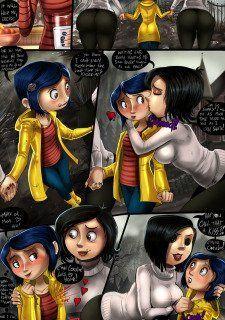 best of Hentai pics Coraline