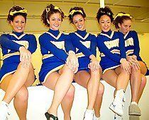 Agree, school cheerleader upskirts real high can