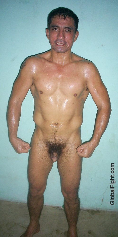 Superman reccomend Hot guys sweat nude