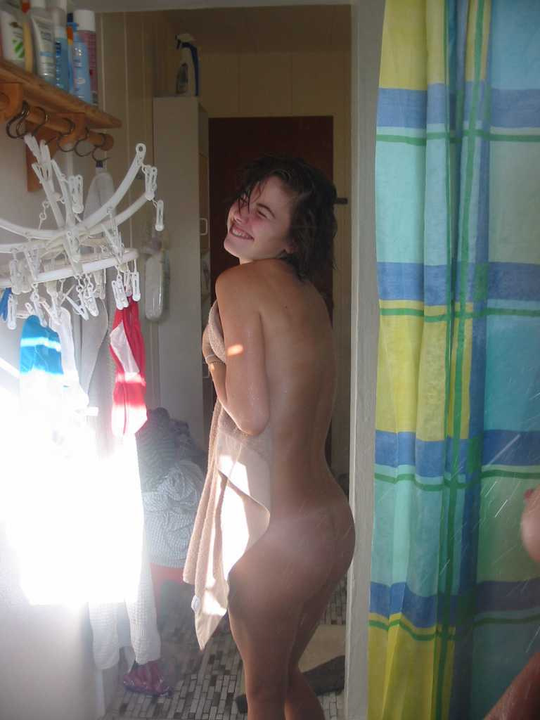 Beautiful naked women with dildos